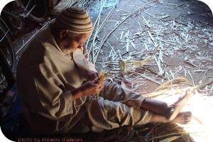 Vannerie - Des cours pour découvrir l'artisanat marocain