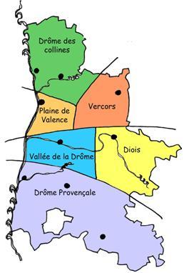 Accueil Paysan en Drôme