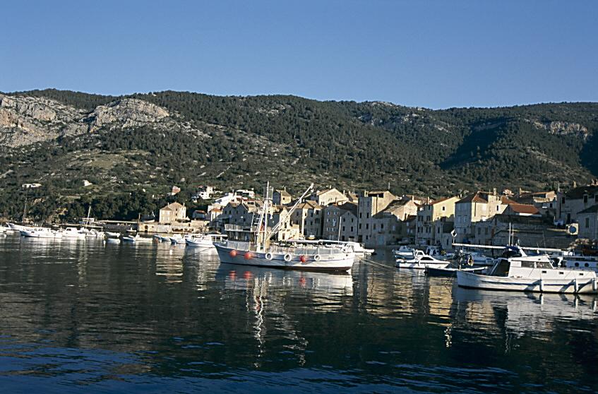 randonnée en Croatie avec Allibert