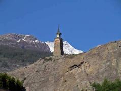 Argentière-la-Bessée (Hautes-Alpes).