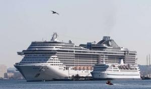 Croisiere en bateau - une ville flottante