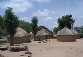 Benin - village de alfakoara
