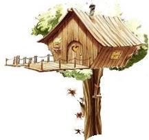 Les cabanes dans les arbres - Du rêve de gosse à la réalité