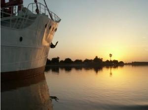 Le fleuve Sénégal avec Chemins de Sable