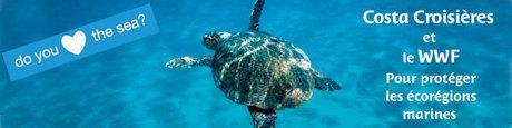 Costa Croisière et le WWF