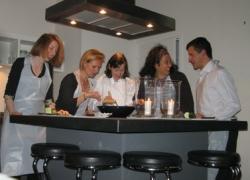 cours de cuisine avec Meeting the french
