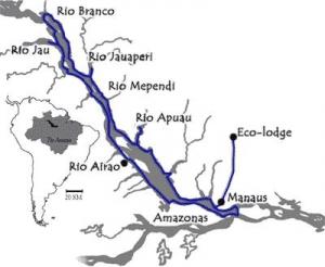 Croisiere en Amazonie