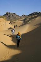Desert Mauritanien