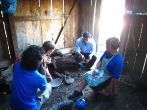 tourisme communautaires chez les mapuches