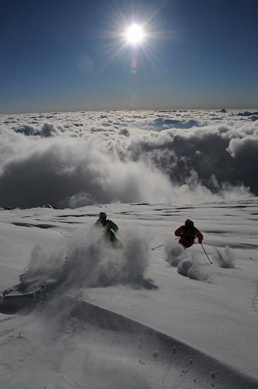 Skier responsable