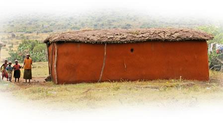 Enkaji - Maison Maasai - Source Terra Natura