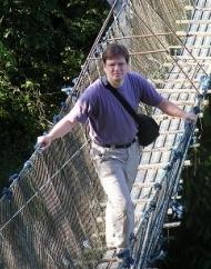 Frank Seidel, directeur de Projects Abroad France