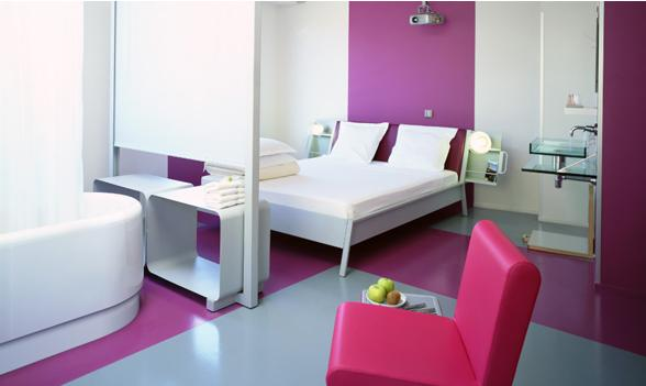 Hôtel HI à Nice : premier hôtel écolabelisé sur la Côte d'Azur