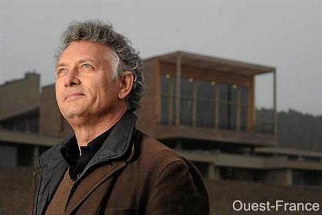Jacques Rocher, créateur de La Grée des Landes, L'Eco-Hôtel Spa de Yves Rocher