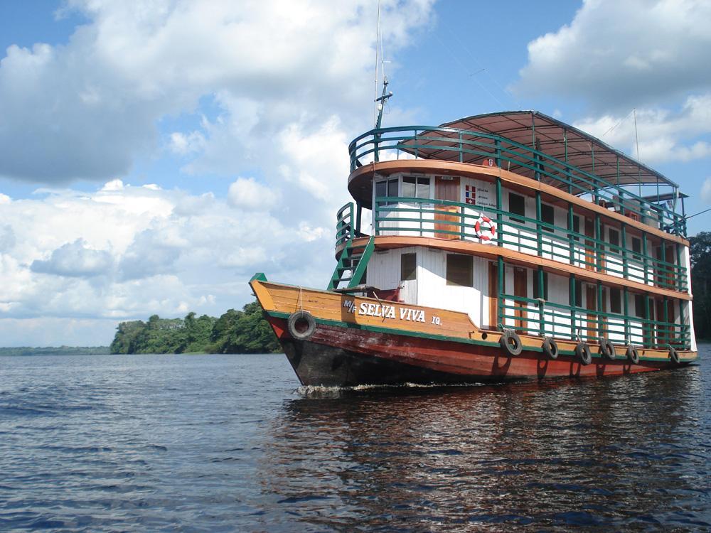 Croisieres sur mesure en Amazonie sur le Selva Viva