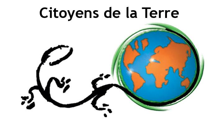 Logo de Citoyens de la Terre