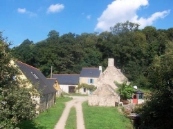 Moulin de Kerguerhent (un écohébergement) / Crédit photo : Moulin de Kerguerhent