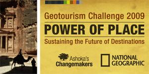 Challenge Geotourisme 2009