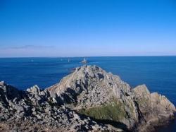Pointe du Raz, grand site de France (un site naturel) / Crédit photo : Pointe du Raz