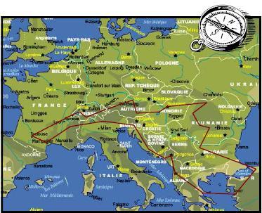 Sur la route de pachamama en europe de l'Est