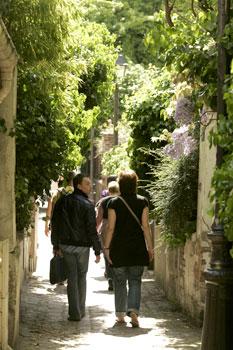 Balades originales avec Paris par rues méconnues