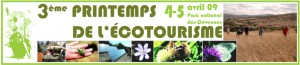 3ème édition du Printemps de l'écotourisme dans les Cevennes
