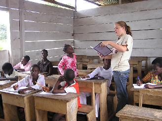 Project Abroad - Mission Enseignement