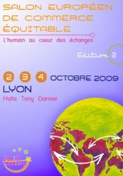 Salon Européen de Commerce Equitable 2009