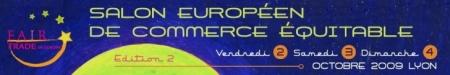Salon européen de commerce équitable 2009