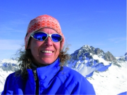 Sylvaine Chevalier, coordinatrice tourisme responsable chez Allibert