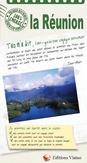 Tao m'a dit - la collection de guide pour voyager autrement