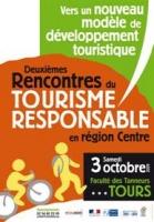rencontres tourisme responsable région centre