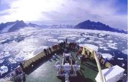 Tourisme des régions polaire
