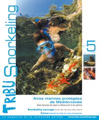Tribu Snorkeling, le magazine de la randonnée palmée