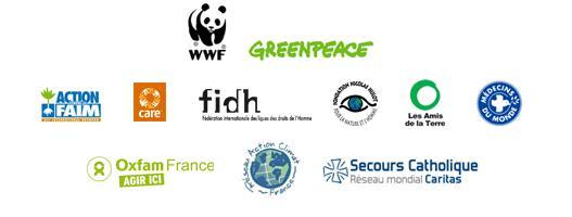 L'utimatum Climatique - un appel lancé par 11 ONG
