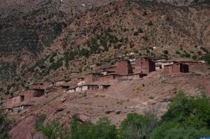 tourisme rural au Maroc - la vallée de l'Anergui