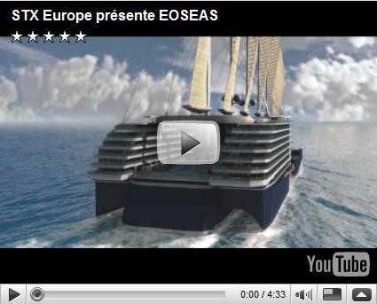 Eoseas - le clip de promotion du navire écolo