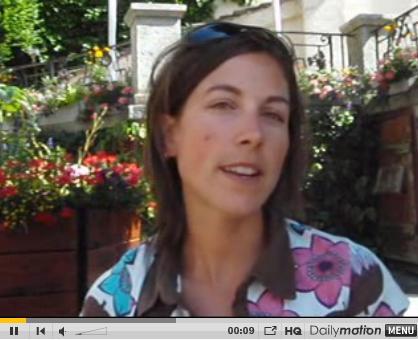 Video reportage sur l'association Mont Blanc Ecotourisme