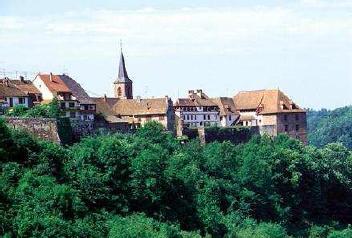 Le PNR des Vosges - un espace protégé engagé dans le développement durable