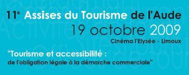 11e Assises du Tourisme de l'Aude