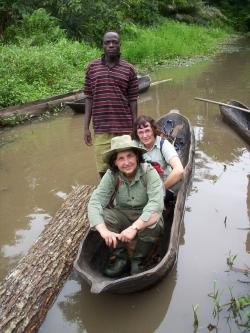 Benin - fôret de Lokoli