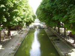 le canal saint martin avec Ca se visite