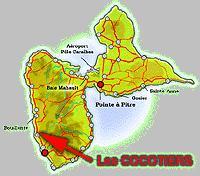 Les Cocotiers en Guadeloupe
