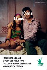 Lutte contre le tourisme sexuel avec ECPAT