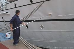 entretien des bateaux et produits labellisés