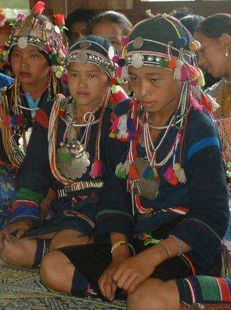 Akha : ethnie du Laos