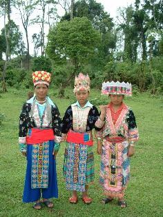 Hmong  : ethnie du Laos