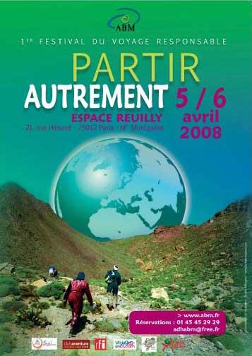 Festival Partir autrement 2008