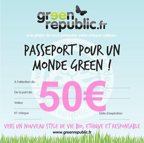Green Republic - partenaire du quizz Un voyage Responsable