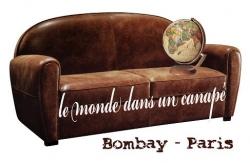 couchsurfing avec le Monde dans un Canapé